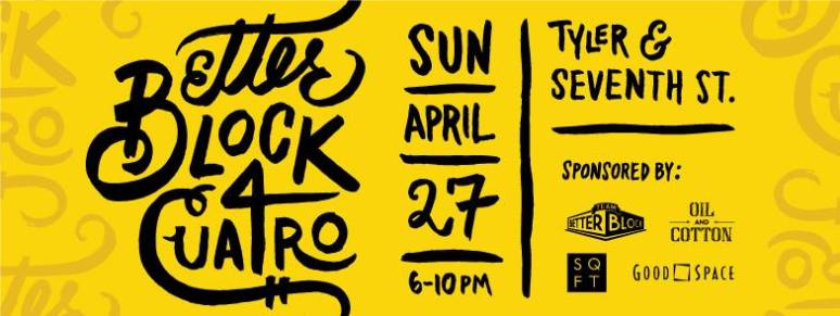 Oak Cliff Better Block Party