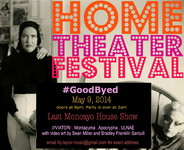 home theater festival flyer 2014